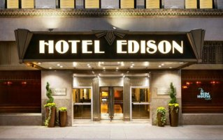 Hotel Edison New York 1