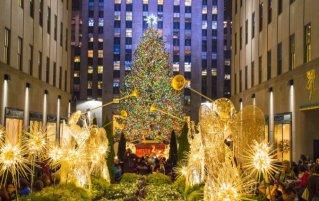 New York - Kerst
