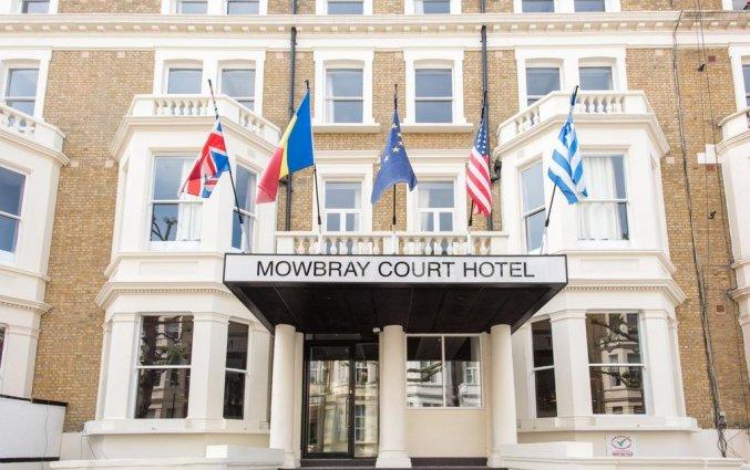 Kensington Bezoek de waanzinnige stad Londen Hotel