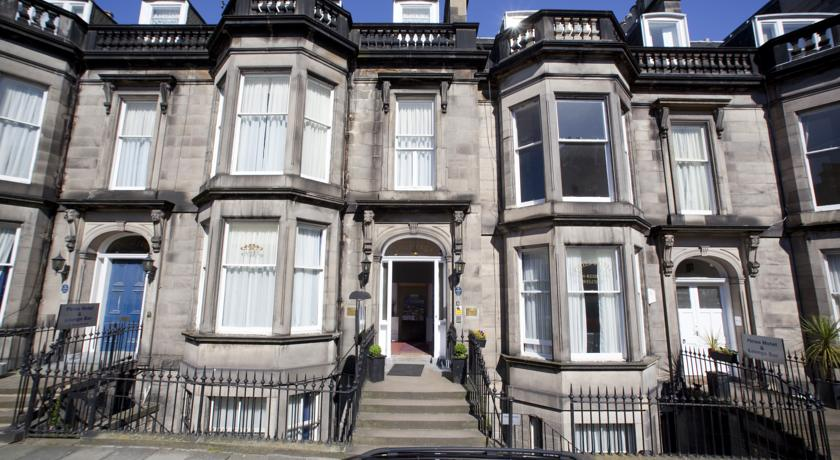 Stedentrip prachtig Edinburgh Hotel