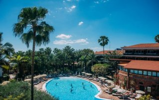 Hotel Parque Tropical 1