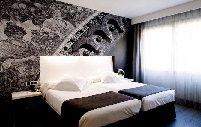 Korting Zonnige stedentrip Valencia Hotel Eixample