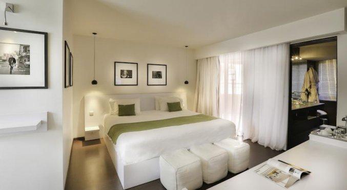 Kamer van Hotel Bab in Marrakech