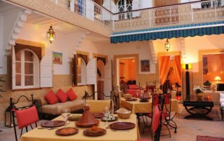 Riad Shaden in Marrakech