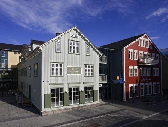 Korting Ontdek magisch IJsland Hotel Reykjavik