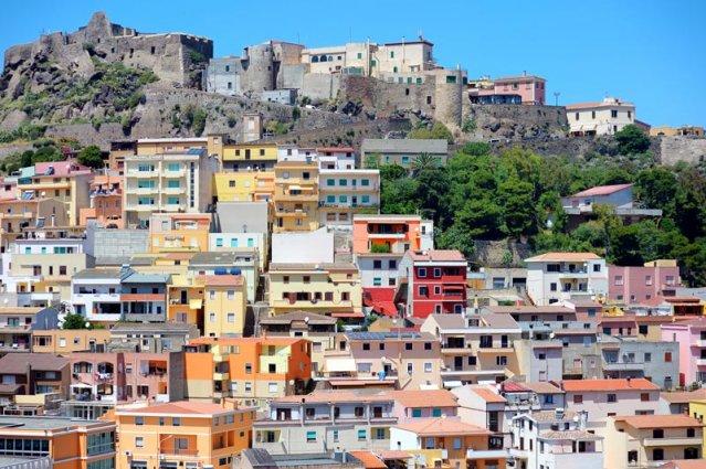 Sardinië - Castelsardo