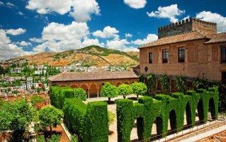 Andalusie - Alhambra Granada