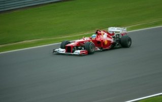 Formule 1 in Groot-Brittannië Silverstone 1
