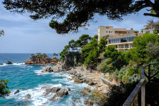 Korting Fly en Drive Costa Brava Hotel Platja d'Aro