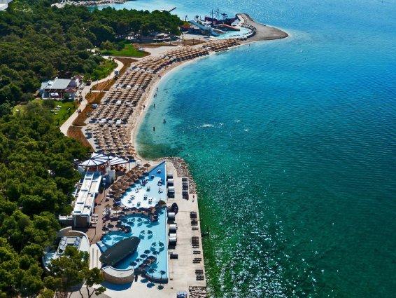 Korting Fly en Drive Dalmatië Hotel ibenik