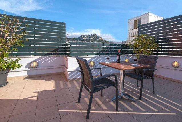 Korting Historisch en modern Athene Hotel
