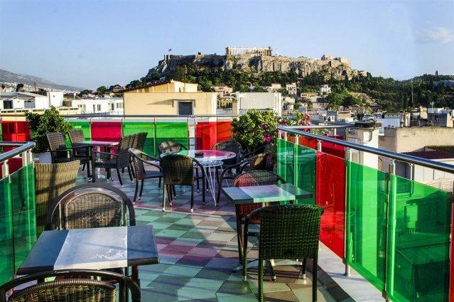 Korting Toplocatie in Athene Hotel