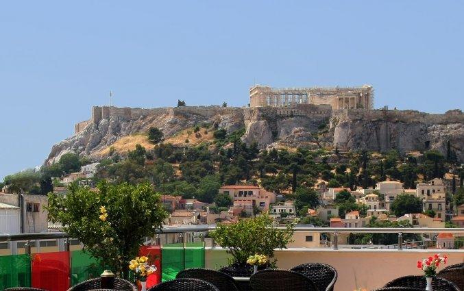 Korting Ontdek cultureel Athene Hotel