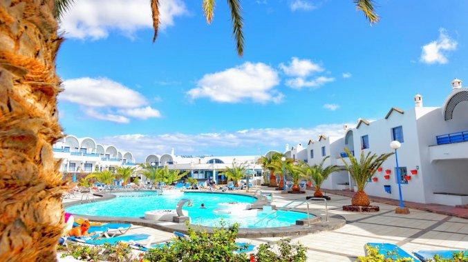 Heerlijk verblijf op Lanzarote