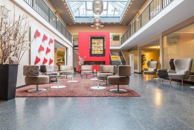 Korting Neubau Klassieke stedentrip Wenen Hotel