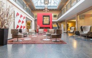 Hotel Viennart am Museumsquartier 1