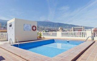 Zwembad van Hotel Marte Tenerife