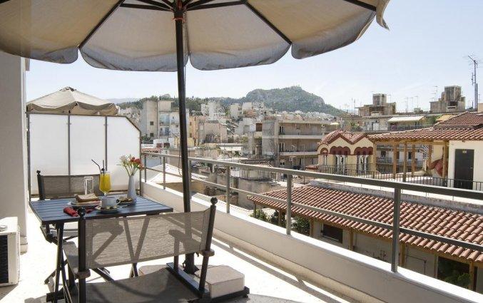 Korting Ontdek historisch Athene Hotel