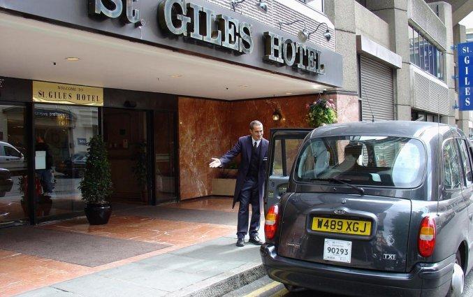 Korting Bruisende stedentrip Londen Hotel Camden