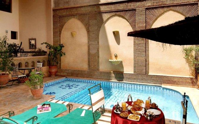 Korting Unieke stedentrip Marrakech Hotel Hivernage