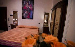 Kamer van Hotel Schilizzi Napels