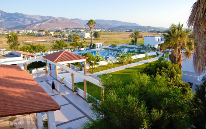 Korting Vakantieparadijs op Kos Hotel Tigaki