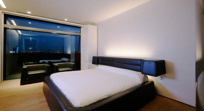 Korting Artistiek verblijf in Madrid Hotel