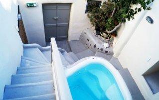 Appartementen Timedrops Santorini 1