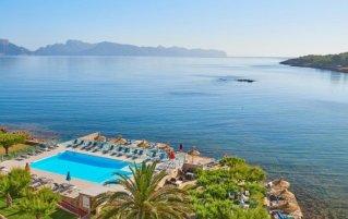 Uitzicht vanaf Hotel Moré op Mallorca