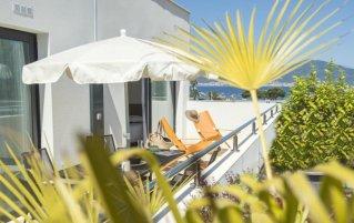 balkon appartementen Suite Home Porticcio