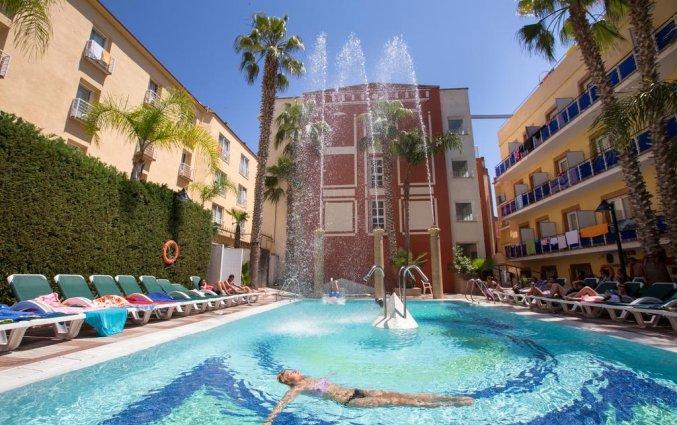 Bijzonder hotel aan de Costa Brava