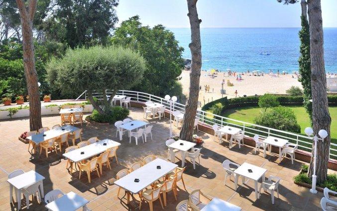Prachtige locatie aan de Costa Brava