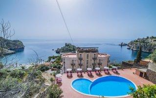 Hotel Isola Bella op Sicilie