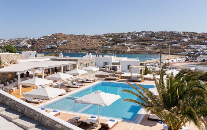Ornos The place to be Mykonos! Hotel