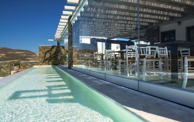Korting Geniet volop op Mykonos Hotel Ftelia