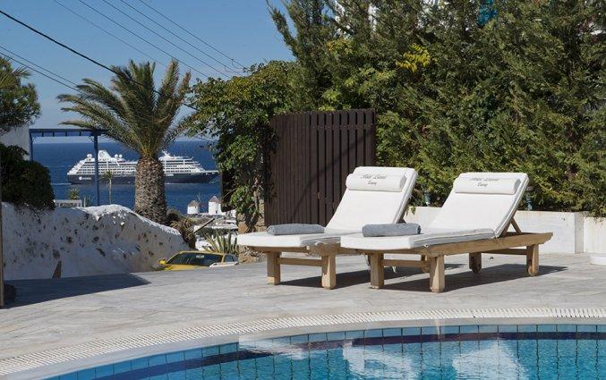 Korting Bruisende vakantie Mykonos Hotel Mykonos stad