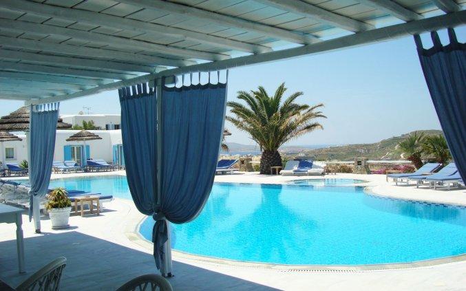 Stijlvol verblijf op Mykonos