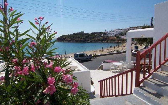 Korting Goedkope vakantie Mykonos Hotel Agios Stefanos