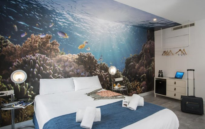 Korting Kom naar Malaga! Hotel Malaga Centro