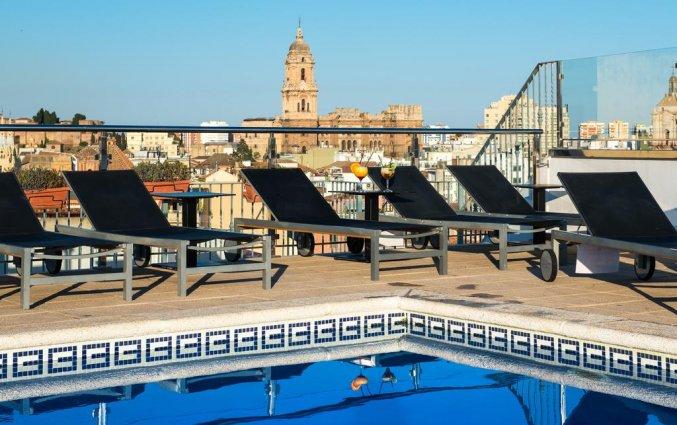 Korting Mooi hotel in hartje Malaga Malaga Centro