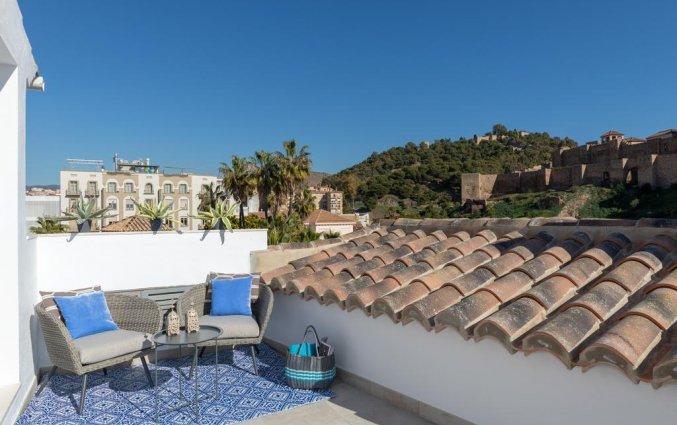 Stijlvol appartement in hartje Malaga