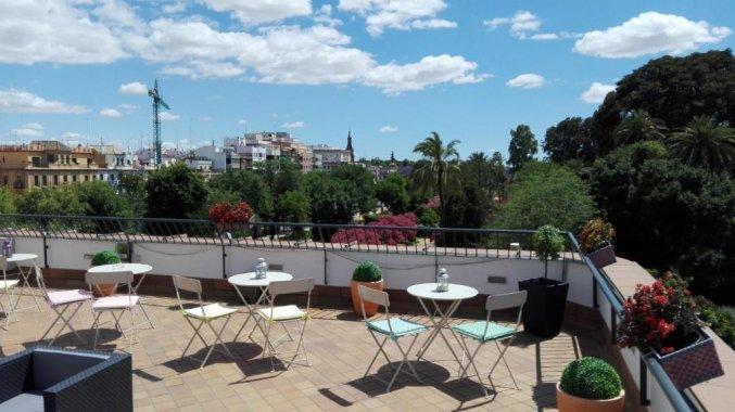 Korting Santa Cruz Stedentrip sfeervol Sevilla