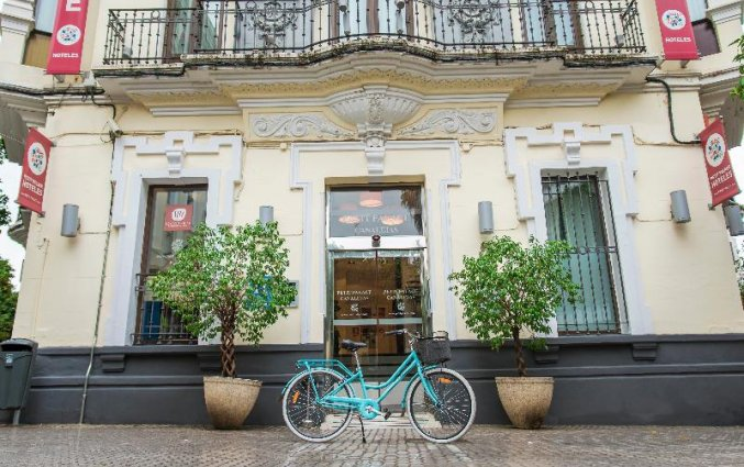 Toplocatie in Sevilla