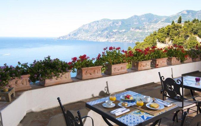 Verblijf in een gerenoveerd klooster in Amalfi!