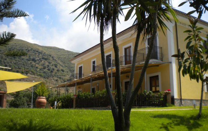 tuin studio that's amore cilento country house in Amalfi