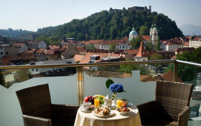 Verrassende stedentrip Ljubljana