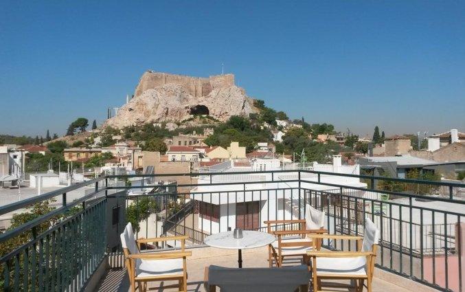 Korting Historische citytrip Athene Hotel Plaka