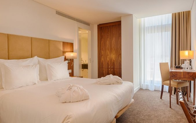 Stijlvol hotel in hartje Porto