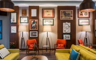 Hotel en Bistro The Artist Porto 1