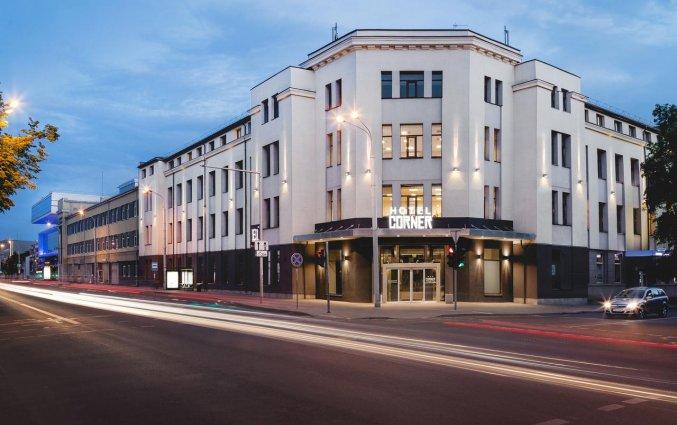 Voordelig naar Vilnius! Hotel Naujamiestis